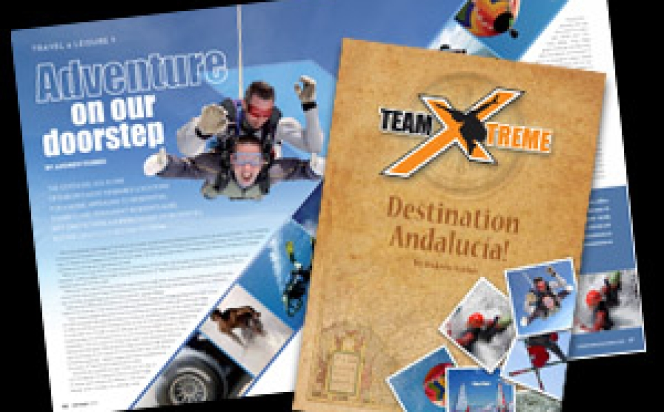 DESTINATION GUIDE SPAIN ACTIVITY ADVENTURE HOLIDAYS ANDREW FORBES
