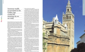 DESTINATION MARKETING SPAIN ANDALUCIA TOURISM SEVILLA A FORBES