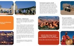 Incentive Travel Morocco