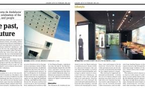 Centro Cultural CAJAGranada Memoria De Andalucia By Andrew Forbes