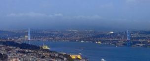 Ritz Carlton Hotel Istanbul View