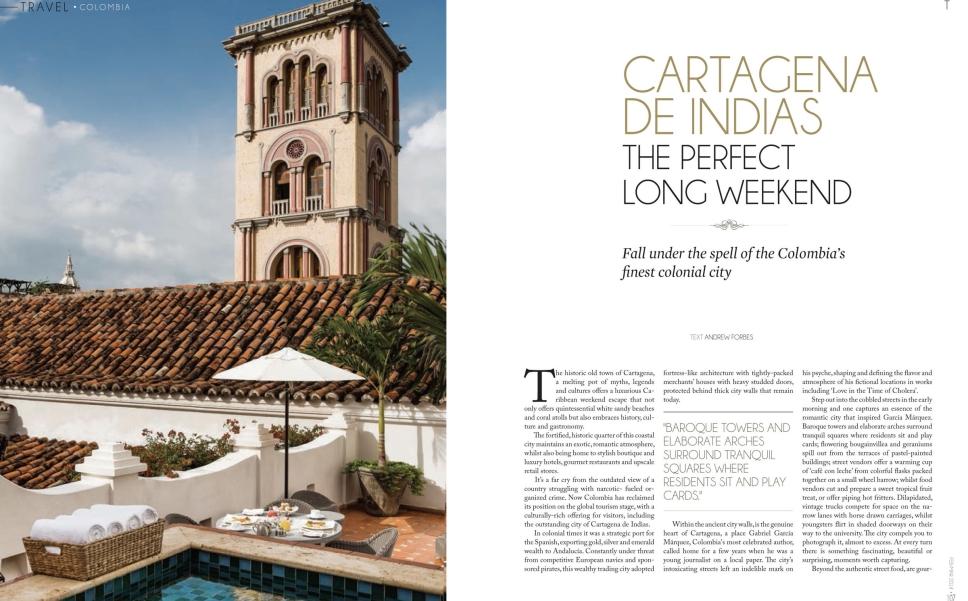 Cartagena De Indias Andrew Forbes LeCity Deluxe 1