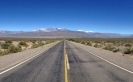 Panarama Of Road From Sachi Argentina