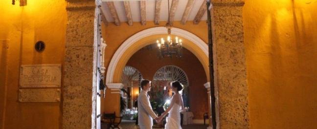 Destination Weddings Cartagena De Indias Hotel Alfiz Hotel Pestagua 13