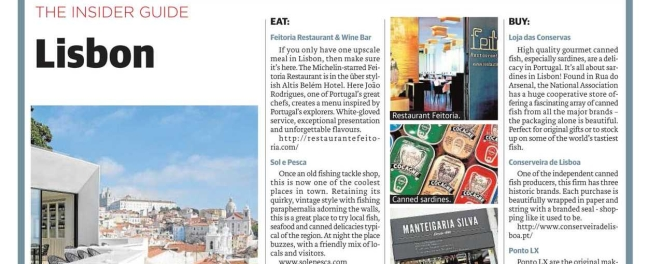 Lisbon Travel Guide Andrew Forbes