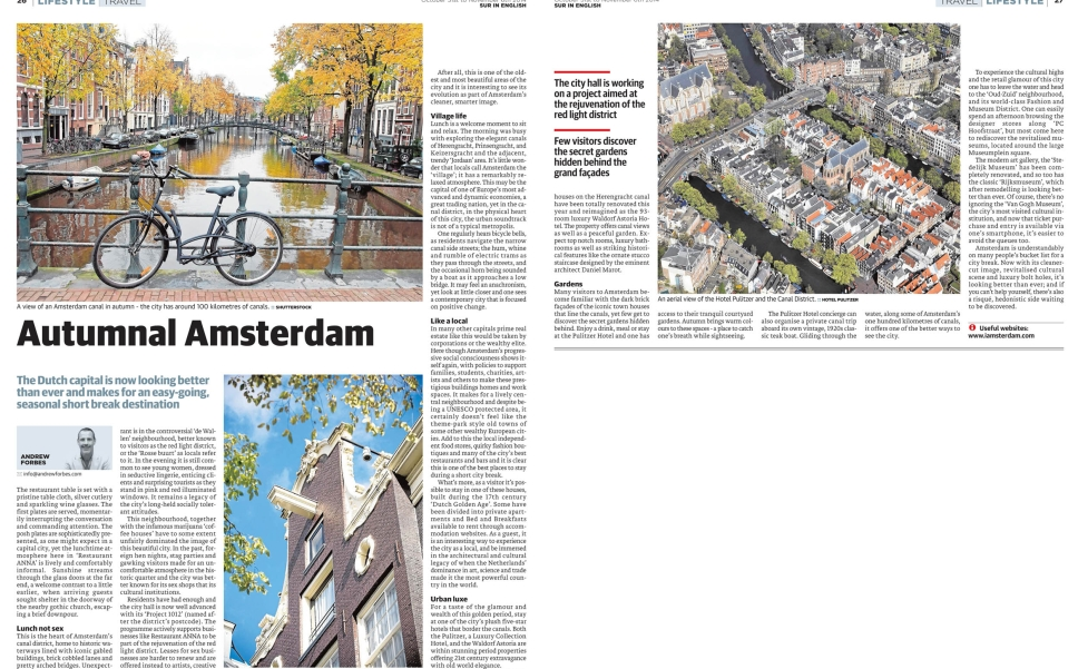 Sur Amsterdam 31.10.2014 Andrew Forbes