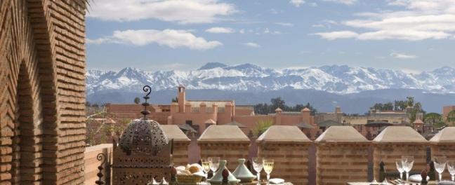 LaSultanaMarrakech Sultana Hotel Marrakesh 3