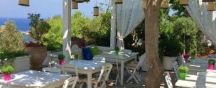 Melenos Lindos Guest Garden