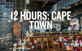 12 Hours In Cape Town AF