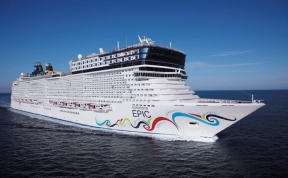 Norwegian Epic Calls Spain Home