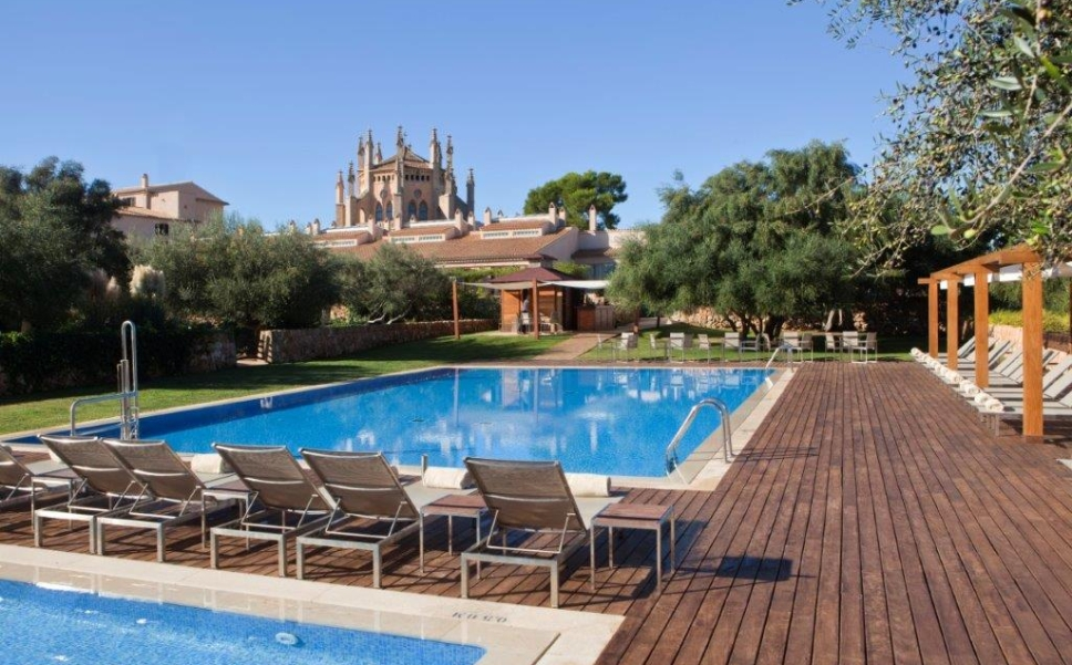 Hilton Sa Torre Mallorca Andrew Forbes Review TLE 3
