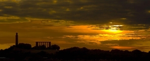 Calton Hill Edinburgh No Credit