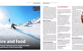 Courchevel Insider Guide Masthead Image