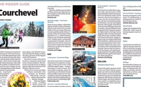 Courchevel Feature Masthead Image