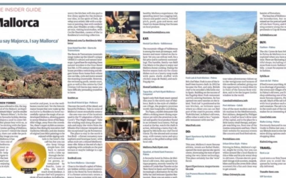 Mast Head Mallorca Insider Guide