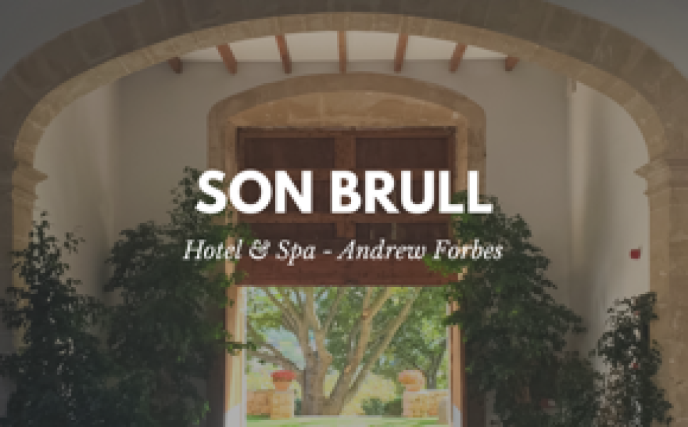 Son Brull Mallorca Andrew Forbes