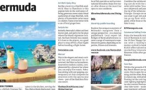 Bermuda Masthead