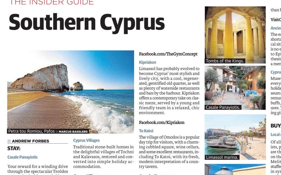 Insider Guide Cyprus