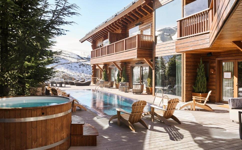 El Lodge Ski Spa 09