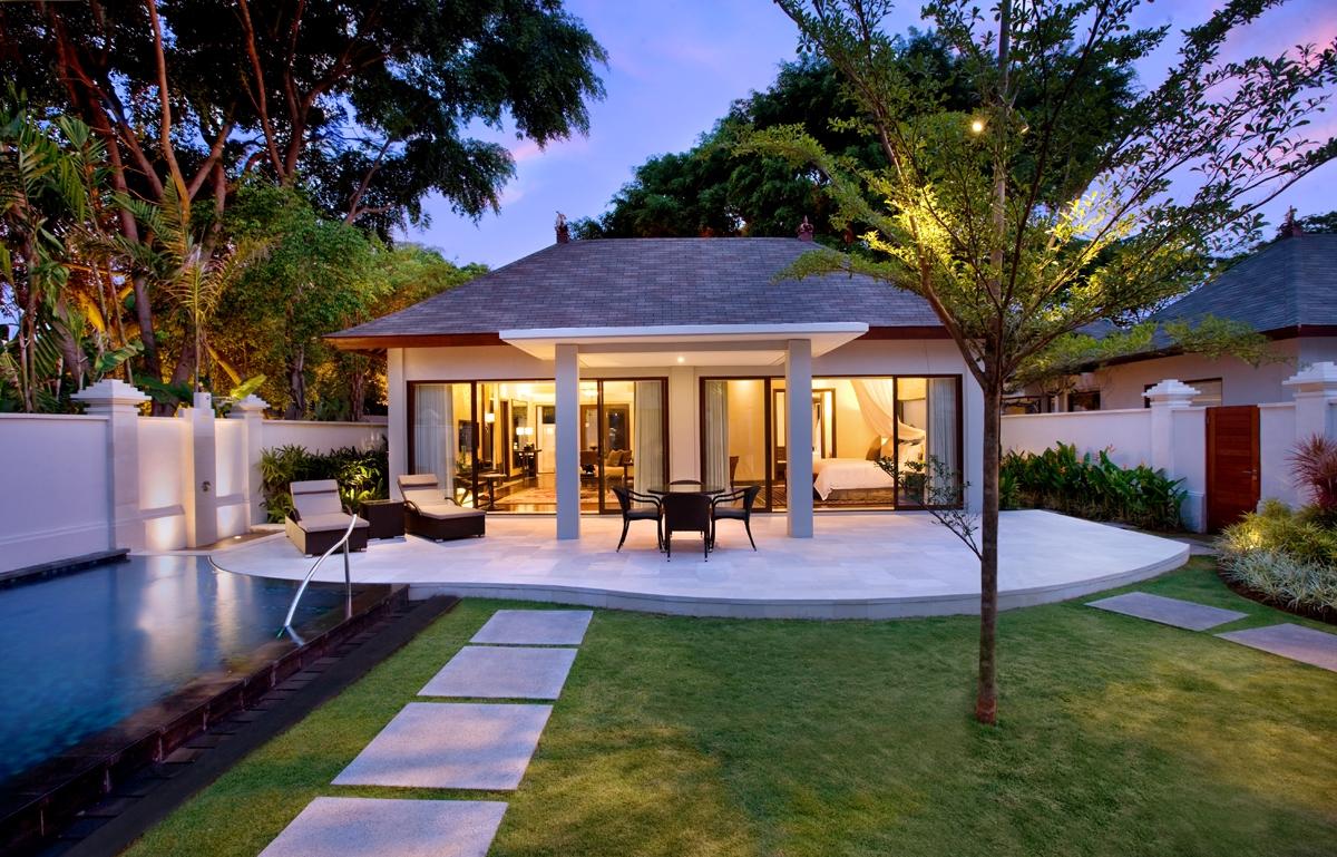 Laguna Villa de un dormitorio - Villa Seminyak Estate - Spa ()