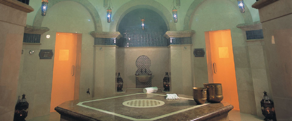 Oriental Hammam One and Only Royal Palace Mirage