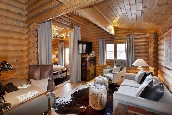 The Lodge Sierra Nevada, Spain suite