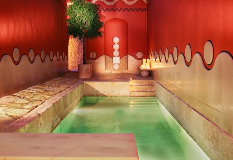 Villa Padierna Thermas Hotel Roman Bath