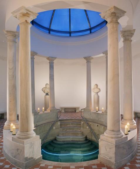 Villa Padierna Thermas Hotel Roman Baths