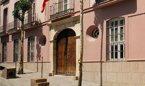 Villa Padierna Thermas Hotel entrance