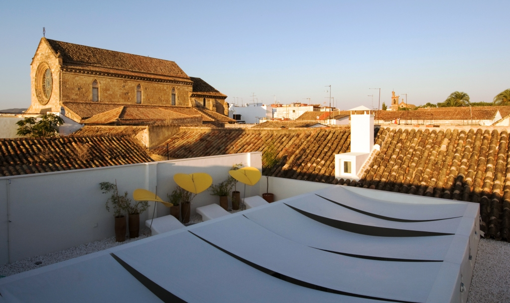 www.hotelviento10.com roof terrace