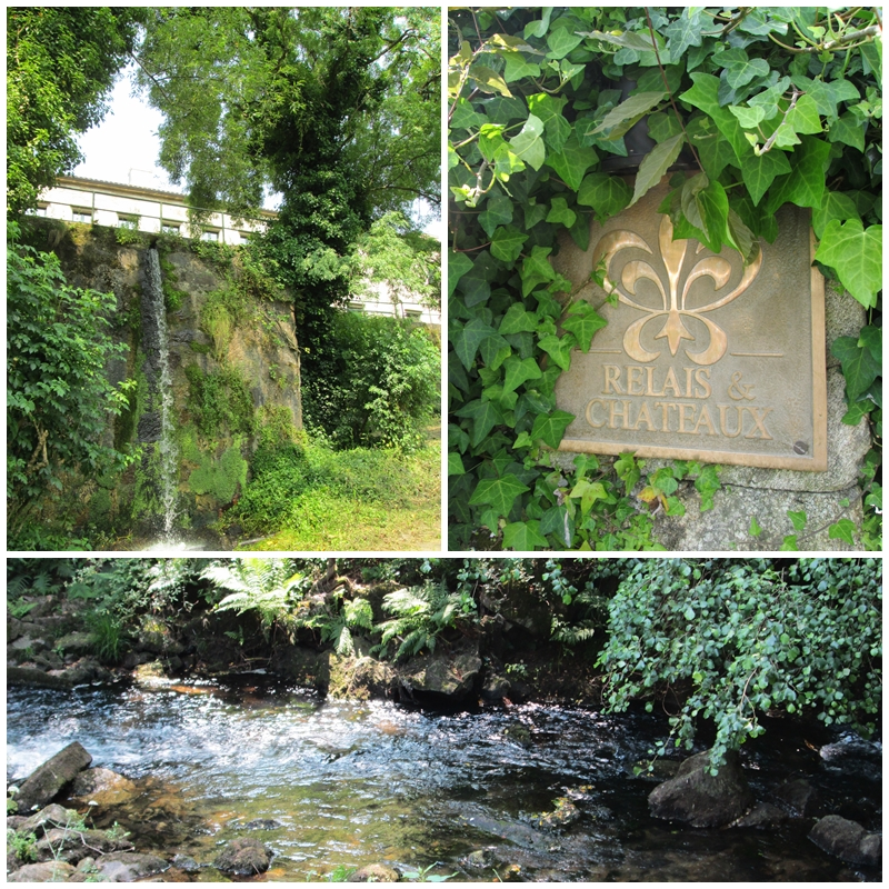 A Quinta da Auga Hotel River Garden Andrew Forbes .com