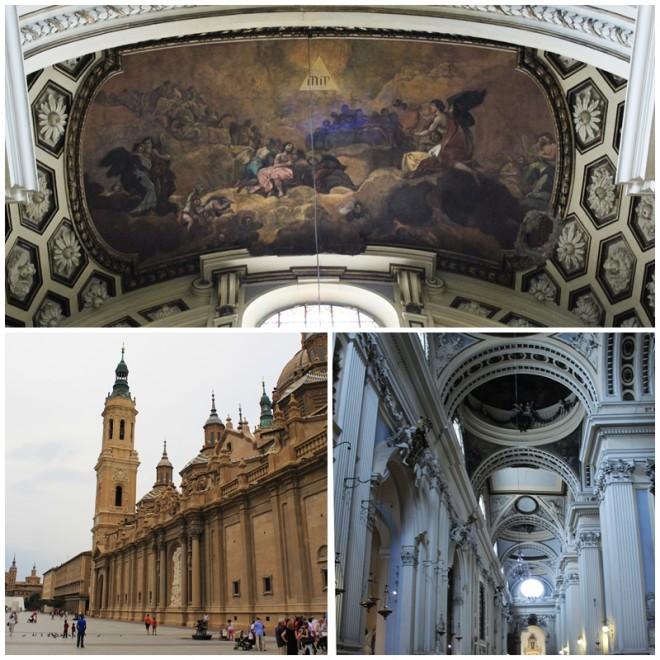 Basicila Nuestra SRA de Pilar, Zaragoza