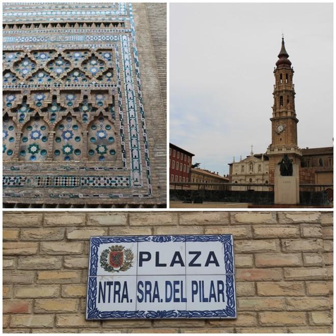 La Seo Cathedral, Zaragoza