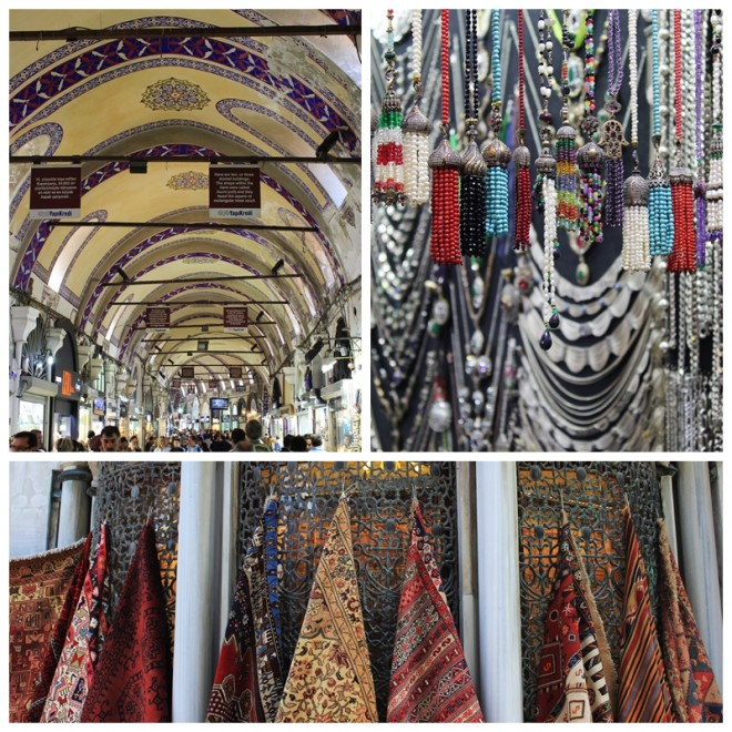 The Grand Bazaar Istanbul Andrew Forbes Travel Blog