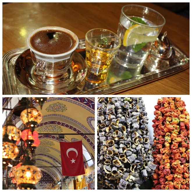 Turkish Coffee Cafe Fes Andrew Forbes Travel Blog