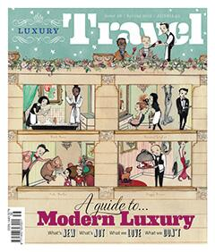 Luxury Travel Magazine Australia Spring Issue