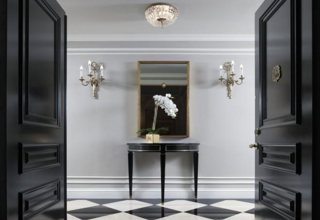 Grand Suite Entrance