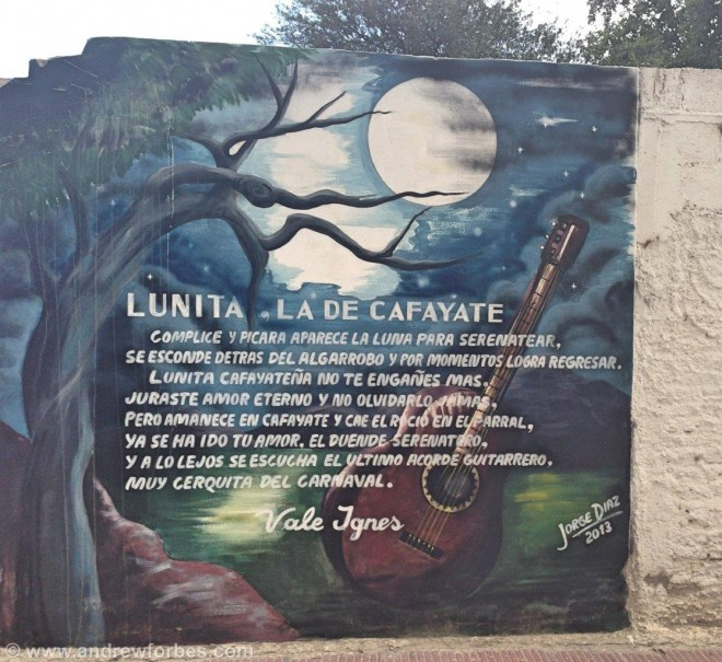 more murals cafayate salta argentina