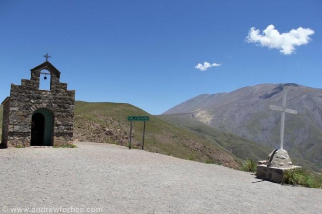 San Rafael Chapem Bishops Pass Cachi Salta