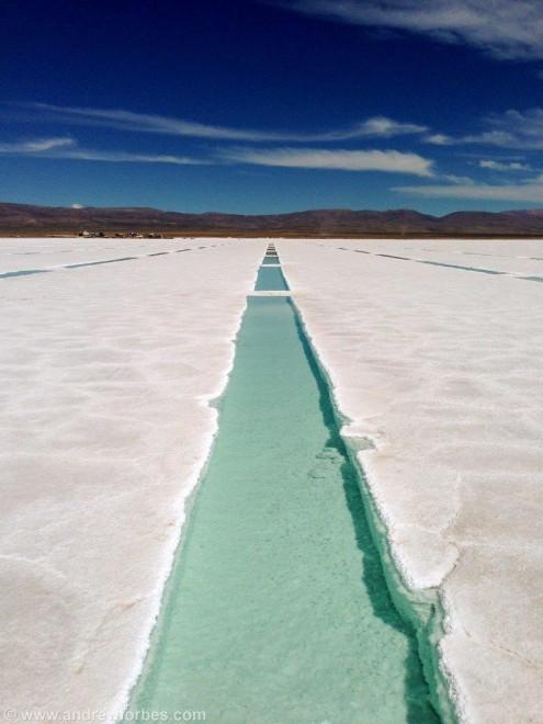 salinas salt plains argentina
