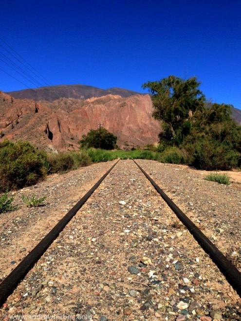 tren a ls nubes railway