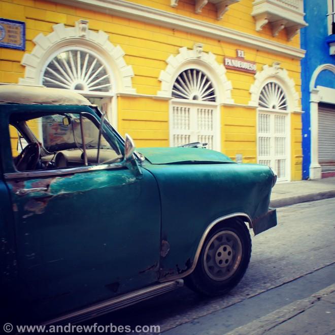 Cartagena de Indias with Andrew Forbes  (3)