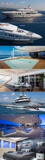 Andrew Forbes writes innovative copy for luxury super yacht (1)