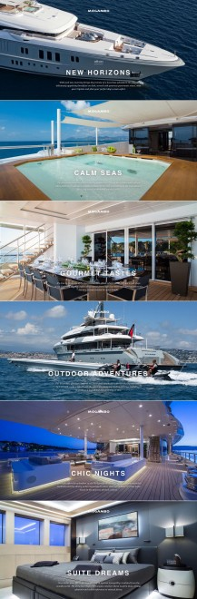 Andrew Forbes writes innovative copy for luxury super yacht (3)