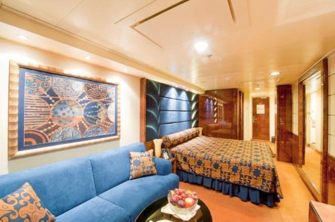 Cabin MSC Splendida www.msccruises.com
