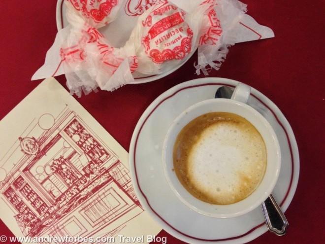 Bar Cavo, Genoa, Port of Call MSC Splendida Andrew Forbes (1)