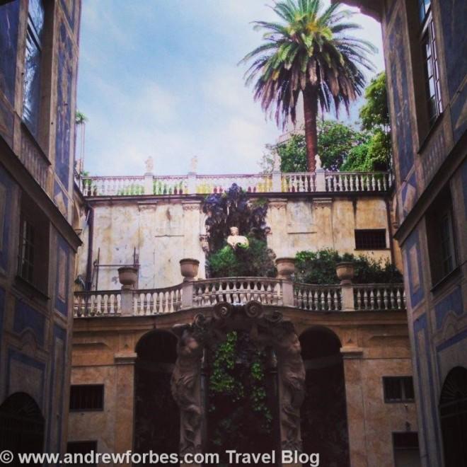 Genoa, Port of Call MSC Splendida Andrew Forbes (5)