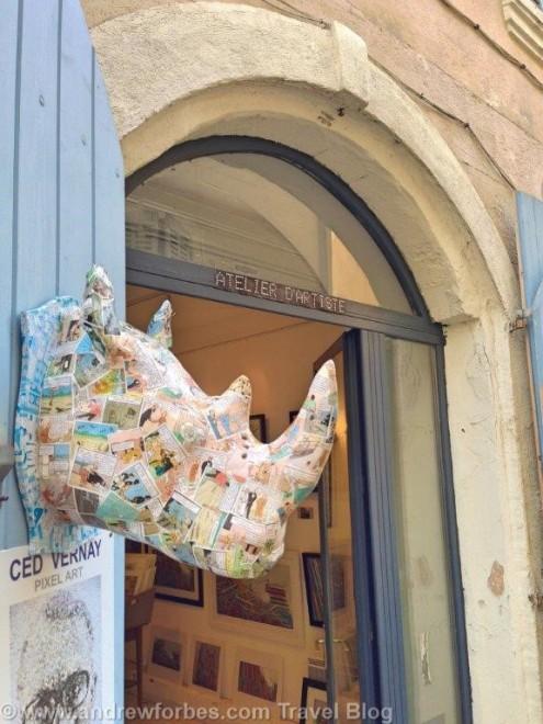 Marseille Port of Call MSC Splendida Andrew Forbes (1)