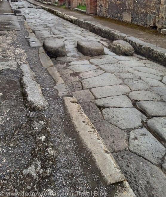 Pompeii visit MSC Splendida Cruise Andrew Forbes (3)