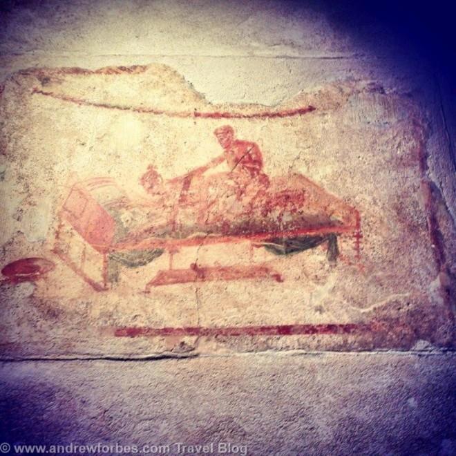 Pompeii visit MSC Splendida Cruise Andrew Forbes (4)